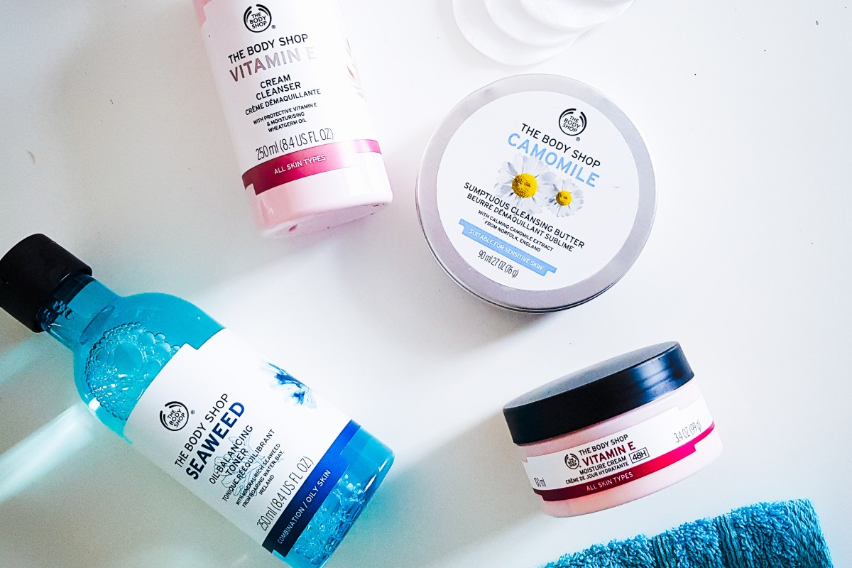 Thebodyshop Perfectly Imperfect Beauty
